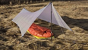 photo: Hyperlite Mountain Gear Echo I Tarp