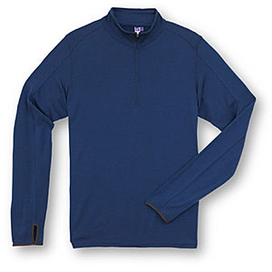 photo: Ibex Swerve Long Sleeve Top base layer top