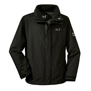 photo: Jack Wolfskin Highland Jacket waterproof jacket