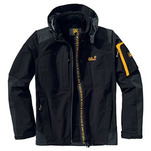 photo of a Jack Wolfskin jacket