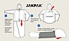 JakPak Waterproof Jacket/Tent/Sleeping Bag