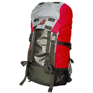photo of a Jandd internal frame backpack