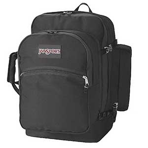 photo: JanSport Bhutan expedition pack (4,500+ cu in)