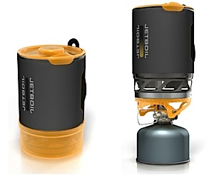 photo: Jetboil Sol Ti compressed fuel canister stove