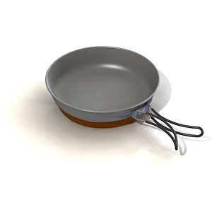 photo: Jetboil Fry Pan pot/pan