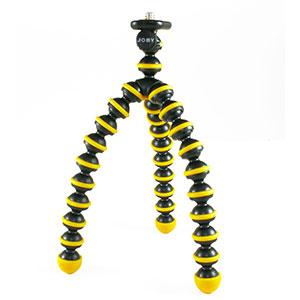 photo: Joby Gorillapod Original camera accessory