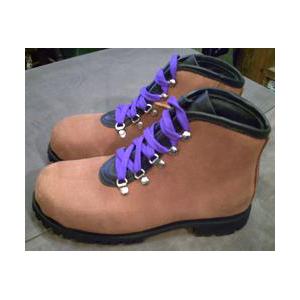 photo of a John Calden Boots hiking boot