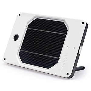 photo: JOOS Orange solar charger