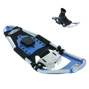 photo of a Kahtoola ski/snowshoe product