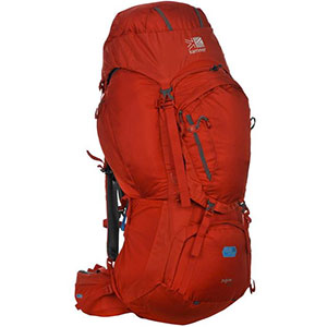 photo: Karrimor Jaguar 65 weekend pack (3,000 - 4,499 cu in)