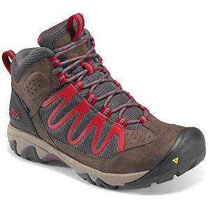 photo: Keen Verdi Mid WP hiking boot