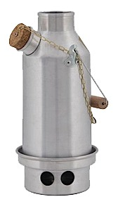 photo: Kelly Kettle Aluminum Trekker Small Kelly Kettle solid fuel stove