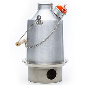 photo of a Kelly Kettle stove