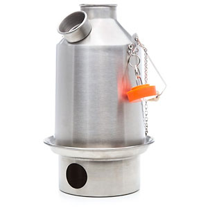 Kelly Kettle Stainless Steel Scout Medium