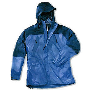 photo of a Kelty waterproof jacket