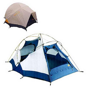 photo: Kelty Kashmir 2 warm weather tent