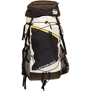 photo: Klymit Motion 60 weekend pack (3,000 - 4,499 cu in)