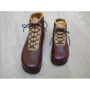photo: Leahy Custom Hiking Boots  hiking boot