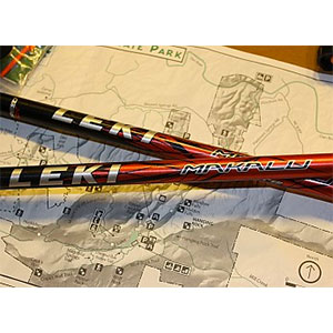 photo: Leki Makalu Ultralite rigid trekking pole