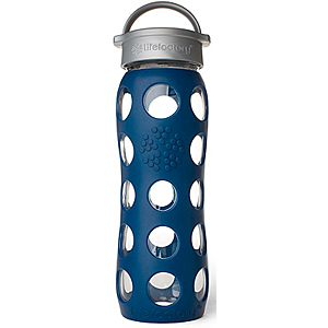 photo: Lifefactory Beverage Bottle water bottle