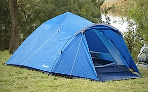 photo of a Lightspeed Outdoors three-season tent