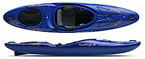 photo: LiquidLogic Remix XP 10 touring kayak
