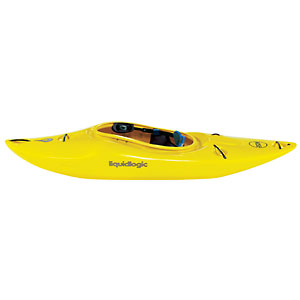 photo: LiquidLogic Hoss whitewater kayak