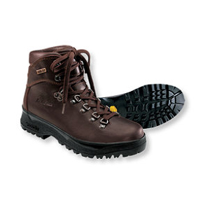 photo: L.L.Bean Men's Gore-Tex Cresta Hikers, Leather backpacking boot