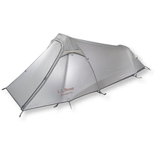 photo: L.L.Bean Microlight Solo three-season tent
