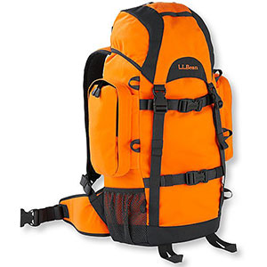 L.L.Bean Trail Model Hunting Pack