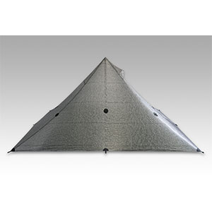 photo of a Locus Gear tarp/shelter