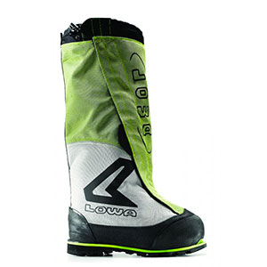 photo: Lowa Expedition 8000 GTX mountaineering boot