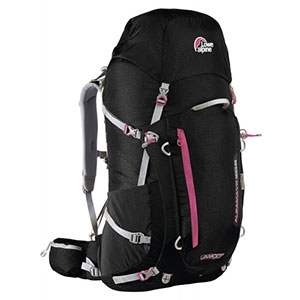 photo: Lowe Alpine Axiom Alpamayo ND55:75 weekend pack (3,000 - 4,499 cu in)