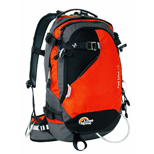 photo: Lowe Alpine Fall Line 35 winter pack