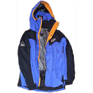 photo: Lowe Alpine Triple Point Ceramic Jacket waterproof jacket