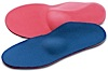 photo: Lynco L425 Sports Orthotic - Posted Heel w/Met Pad