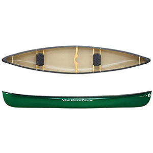 photo: Mad River Legend 16 tripping/expedition canoe