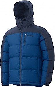 photo: Marmot Men's Guides Down Hoody down insulated jacket