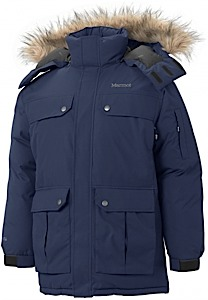 photo: Marmot Dawson Parka down insulated jacket