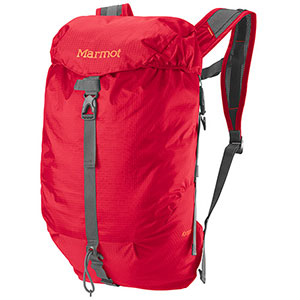 photo: Marmot Kompressor daypack (under 2,000 cu in)