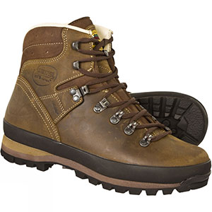 photo: Meindl Borneo backpacking boot