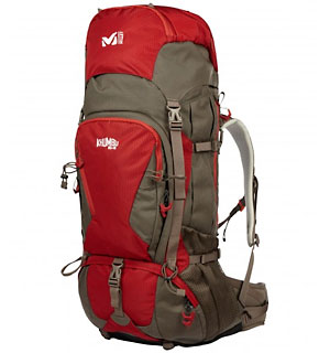 photo: Millet Khumbu 65 + 10 weekend pack (3,000 - 4,499 cu in)