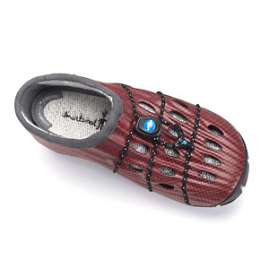 photo: Mion Shagashellic Clog footwear product
