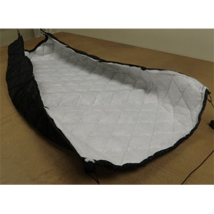 Molly Mac Gear  Quilted Baby Orca