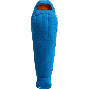 photo: Montane Minimus Sleeping Bag warm weather down sleeping bag
