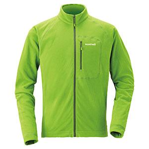 photo: MontBell Chameece Inner Jacket fleece jacket
