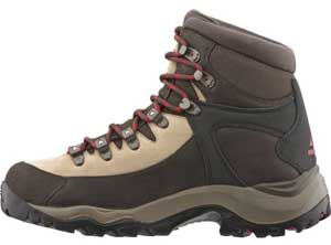 photo: Montrail Women's Feather Peak GTX backpacking boot