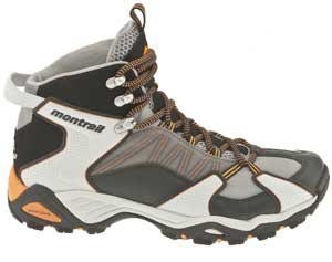 photo: Montrail Jawbone hiking boot