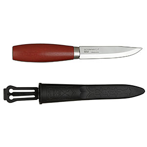 photo: Morakniv Mora Classic II fixed-blade knife