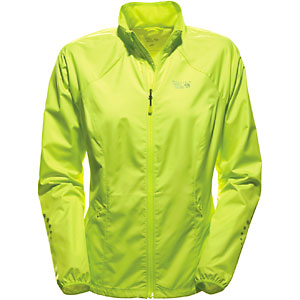 photo: Mountain Hardwear Women's Apparition Jacket wind shirt